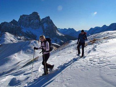 Alpinschule Sudtirol Ciaspole