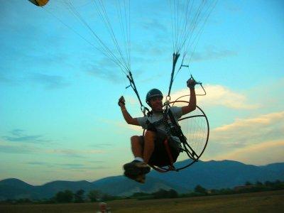 Prodelta scuola di volo Paramotore