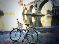 Bici da noleggio a Roma