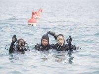 Prova in mare
