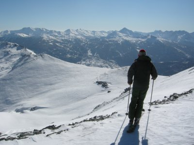 Scialpinismo: Bardonecchia e dintorni