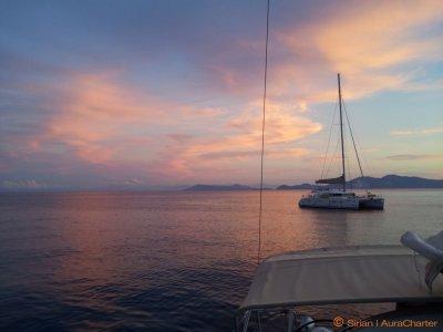 Aura Charter Escursione in Barca
