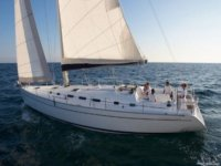 Sailing in Beneteau