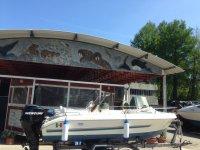 Una delle nostre barche a noleggio