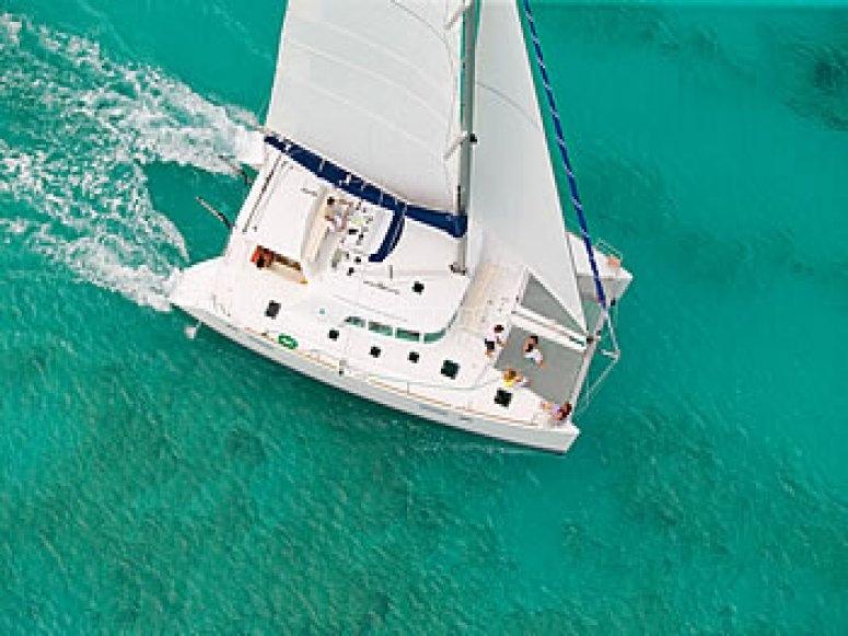 Agosto in barca a vela- Lagoon