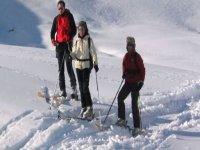 Ski touring excursions