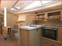 On-board kitchen