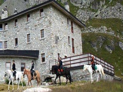 Rifugio Arp Passeggiate a Cavallo