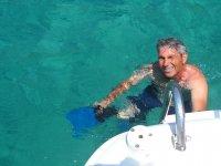 Bagni e snorkeling