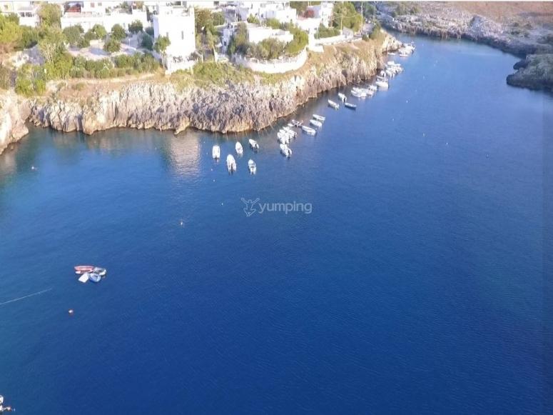 Gita in barca in Puglia