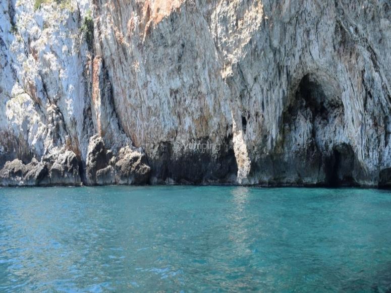 Grotta suggestiva