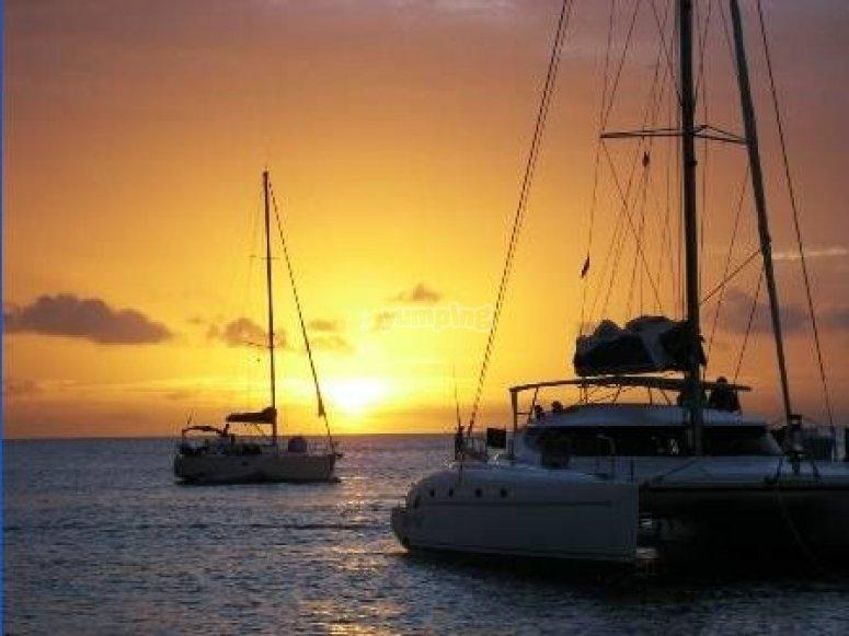 Vacanze in catamarano su Lagoon