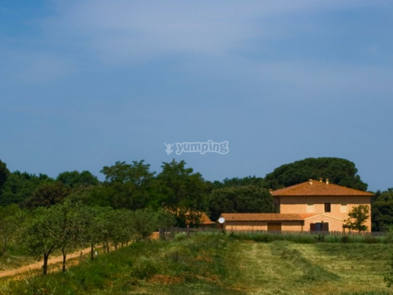 Tenuta in Toscana