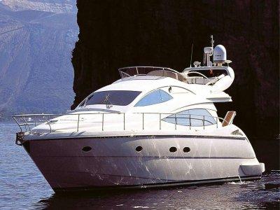 Cena esclusiva in Yacht (per coppia)