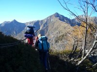 Esplorando i monti