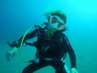 Divertirsi sott'acqua