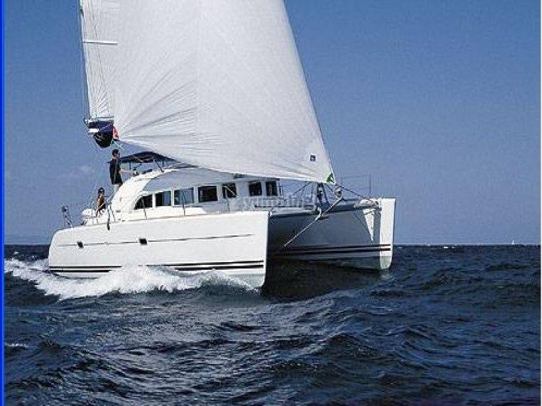 Noleggio catamarani Sardegna
