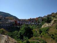 Sul tibetan ponte