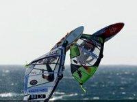 Acrobazie in windsurf