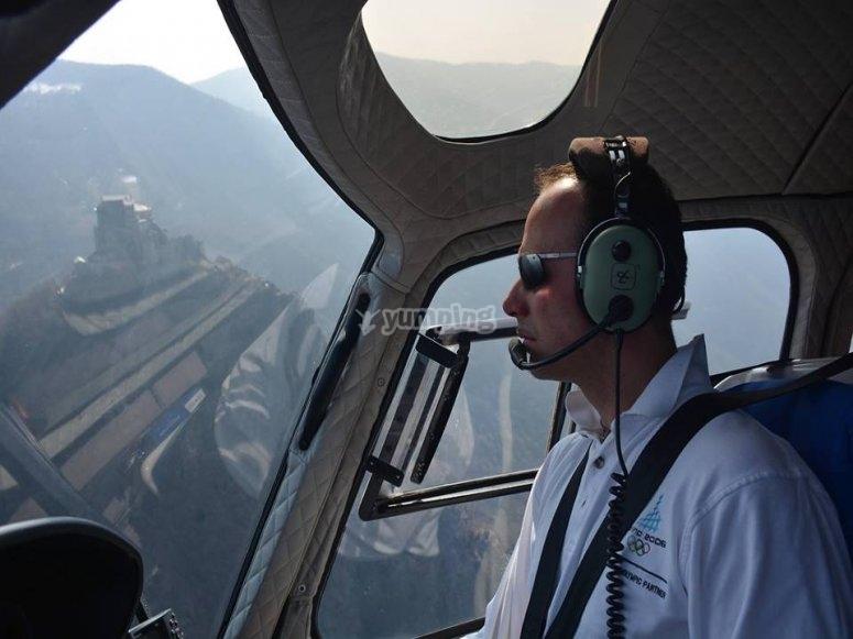 Uno dei nostri piloti