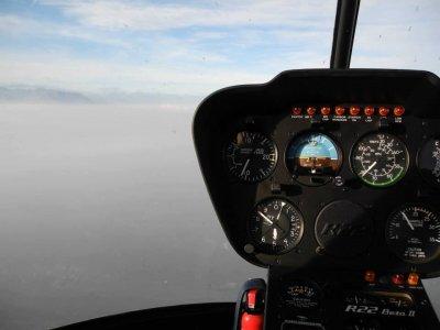Volo per 1 persona in elicottero vicino Torino