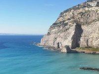 The waters of the Amalfi Coast