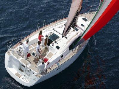 Sailing day headed to Villasimius