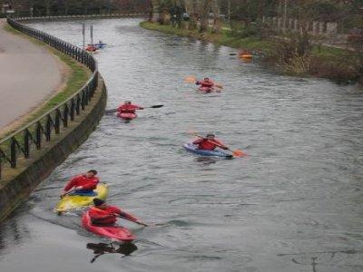 Canoa Fluviale Martesana Canoa