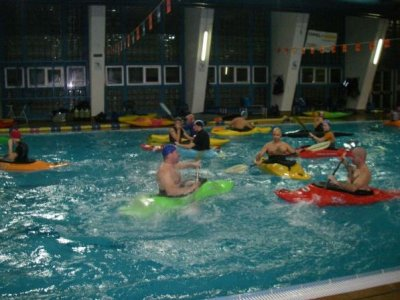 Canoa Fluviale Martesana Kayak