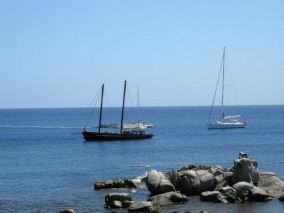 Sail Sardinia Charter Escursione in Barca