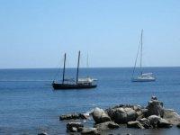 Visiting Sardinia by boat