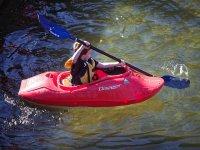 Canoa per bambini