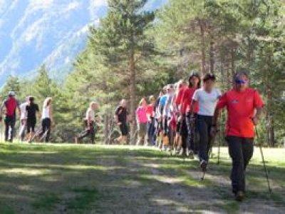 Namasté Nordic Walking