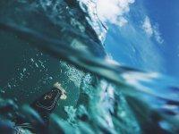 Tra acqua e cielo!