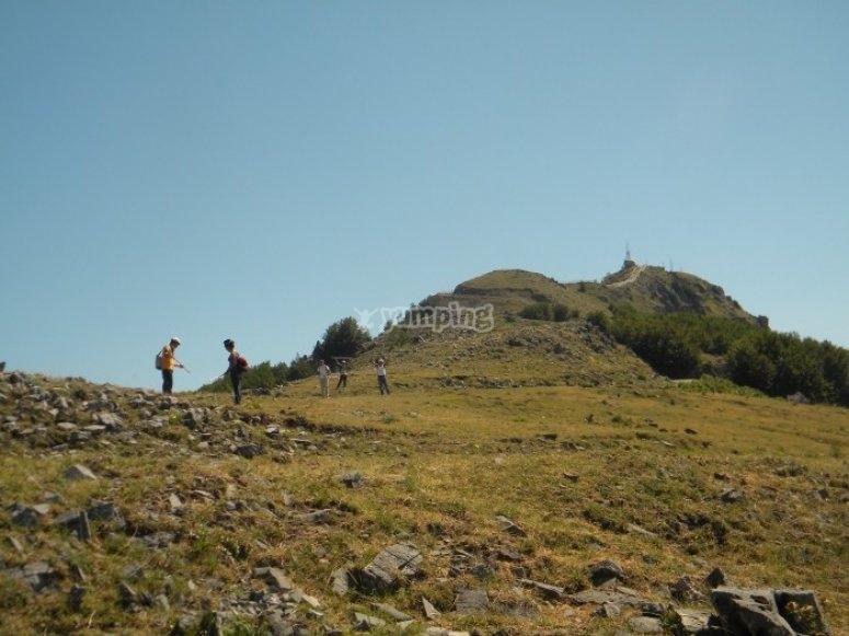 Il nostro trekking