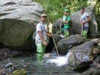 Acqua trekking