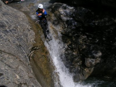 Addio nubilato/celibato canyoning Caprie (TO)