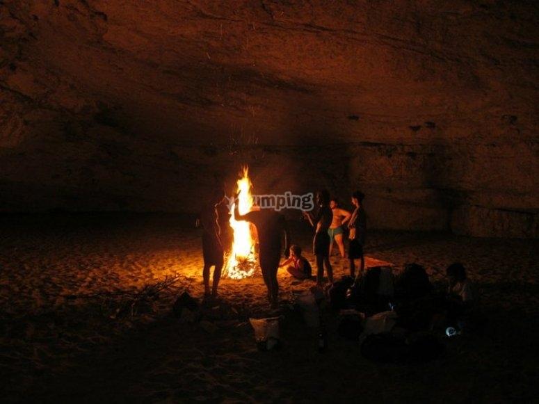 grotta dei palumbi