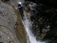 canyoning: toboga