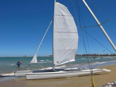 Corso di vela su derive Vieste