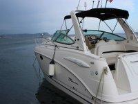 Chaparral 29 a bordo