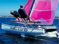 Corso catamarano sportivo Vieste