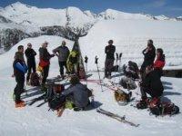 Lezioni di sci alpinismo