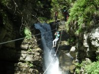 Canyoning in Val di Fassa