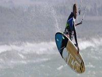 Esperti del kitesurf