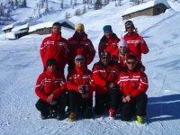 I maestri di snowboard