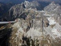 Sorvolando le Alpi