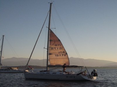 Velevento Sailing School Vela