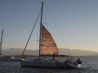 In barca con Velevento Sailing School