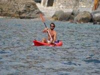 Kayak a Portofino